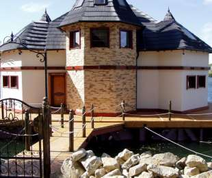 Hausbot Bratislava rameno Dunaja